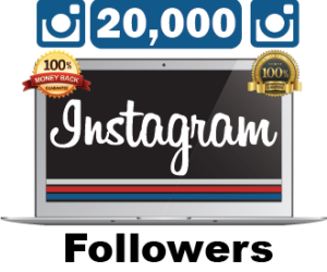 Buy 20,000 Instagram Followers
